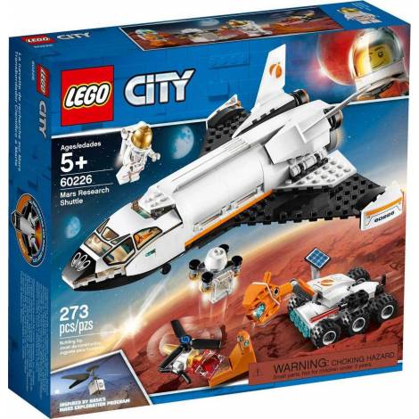 Lego City Space Port Mars Research Shuttle (60226)