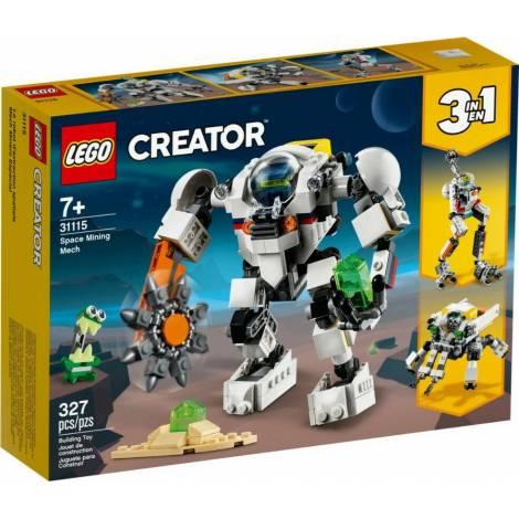 Lego Creator: Space Mining Mech (31115)