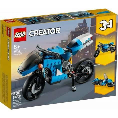LEGO Creator: Superbike (31114)