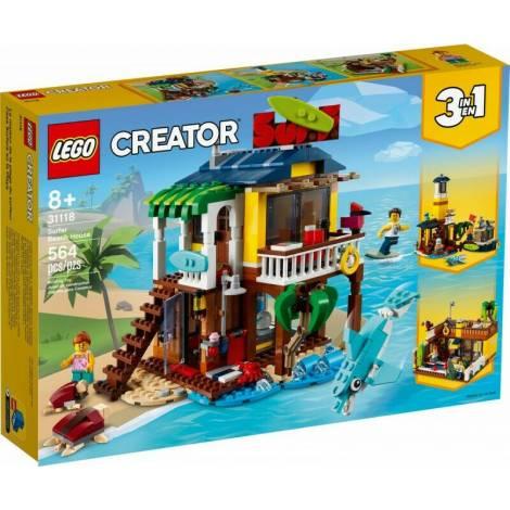 LEGO Creator: Surfer Beach House (31118)