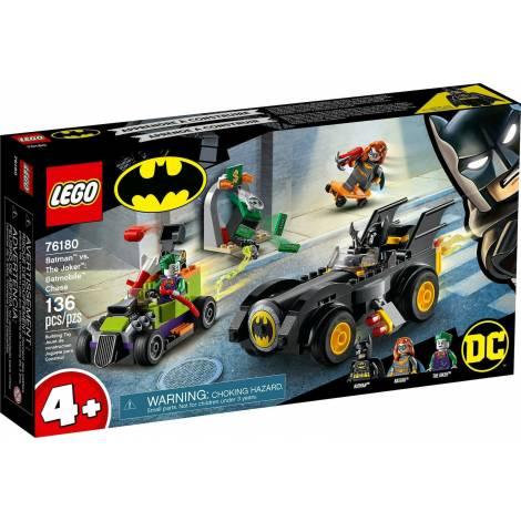 LEGO® DC Batman™: Batman vs. The Joker™: Batmobile™ Chase (76180)