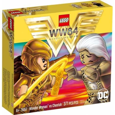 Lego DC Super Heroes: Wonder Woman Vs Cheetah (76157)