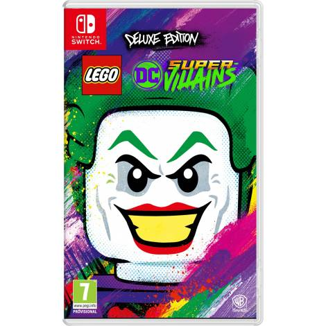 LEGO DC Super-Villains Deluxe Edition  (Nintendo Switch)