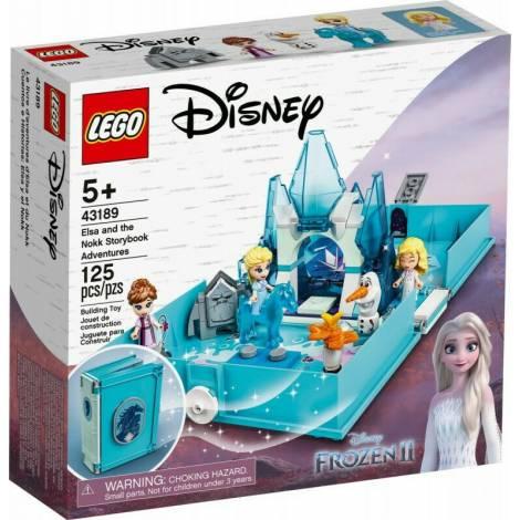 LEGO Disney Princess: Elsa and the Nokk Storybook Adventures (43189)