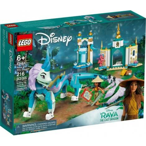 Lego Disney: Princess Raya and Sisu Dragon (43184)