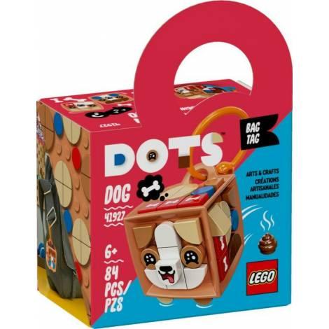 Lego Dots: Bag Tag Dog (41927)