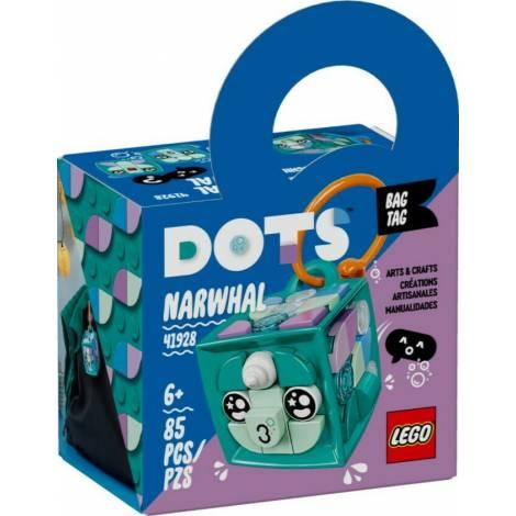 LEGO Dots: Bag Tag Narwha (41928)