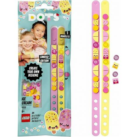 LEGO DOTS: Ice Cream Besties Bracelets (41910)