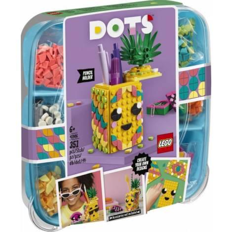 LEGO® DOTS: Pineapple Pencil Holder (41906)