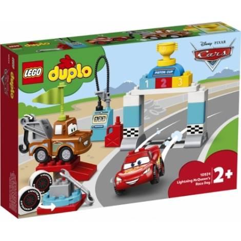 LEGO® DUPLO® Cars™: Lightning McQueen's Race Day (10924)
