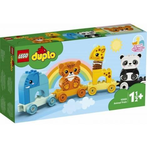 LEGO DUPLO My First: Animal Train (10955)