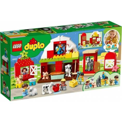 LEGO Duplo Town: Barn, Tractor & Farm Animal Care (10952)