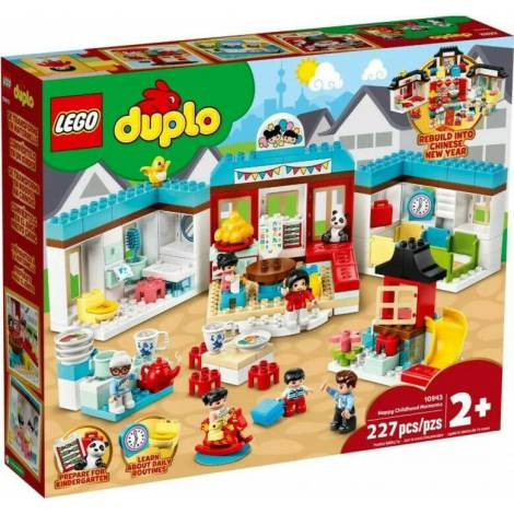 LEGO DUPLO Town: Happy Childhood Moments (10943)