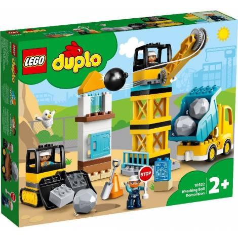 LEGO® DUPLO® Town: Wrecking Ball Demolition (10932)