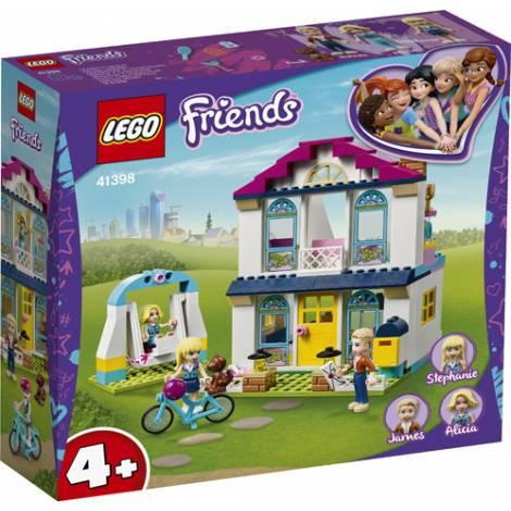 LEGO® Friends: 4+ Stephanie's House (41398)