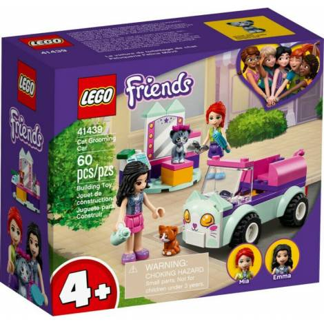 LEGO Friends: Cat Grooming Car (41439)