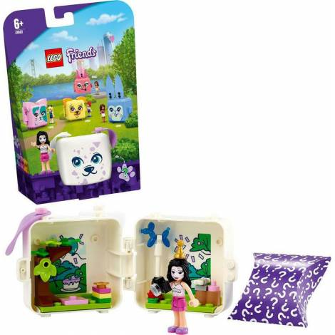 LEGO Friends: Emma's Dalmatian Cube (41663)