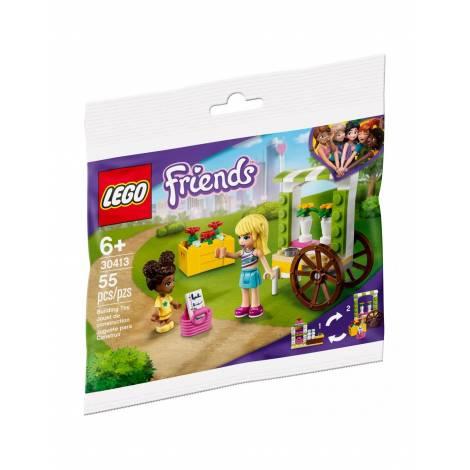Lego Friends: Flower Cart (30413)