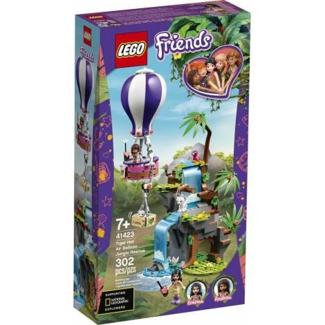 LEGO® Friends: Tiger Hot Air Balloon Jungle Rescue (41423)