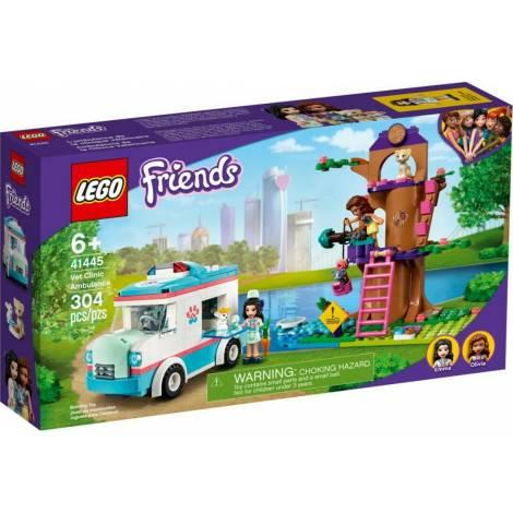Lego Friends: Vet Clinic Ambulance (41445)