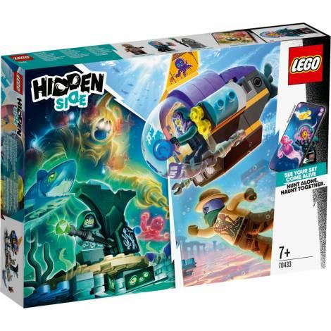 LEGO® Hidden Side™: J.B.'s Submarine (70433)