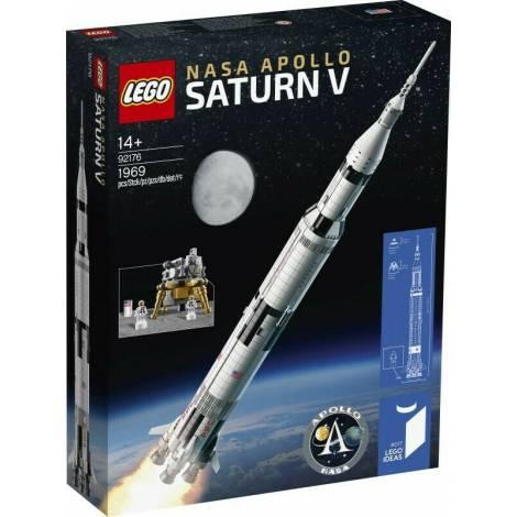 Lego Ideas: Nasa Apollo Saturn V (92176)