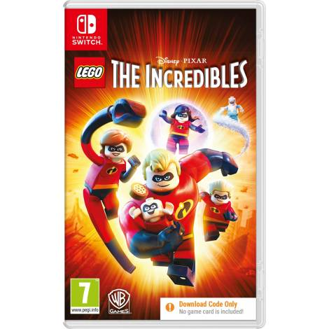 Lego Incredibles - Code In A Box (κωδικός) (Nintendo Switch)