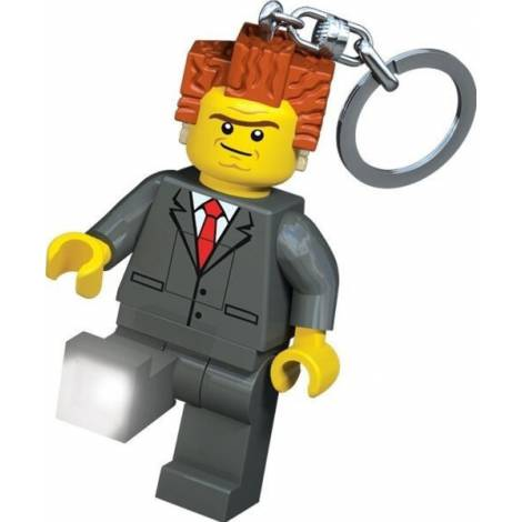 LEGO LegoLED Key Light President Business Key Chain (LEDLite)