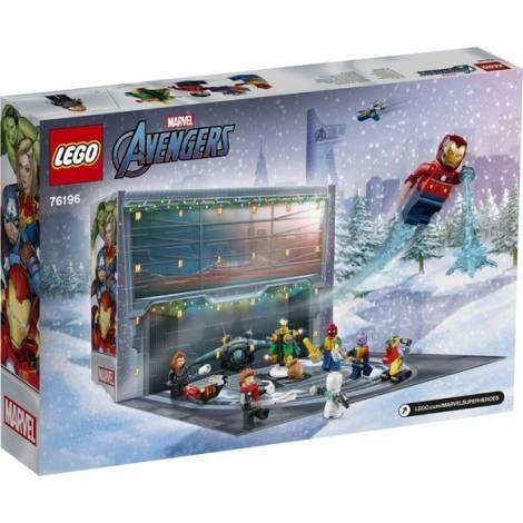 Lego Marvel Avengers Advent Calendar (76196)