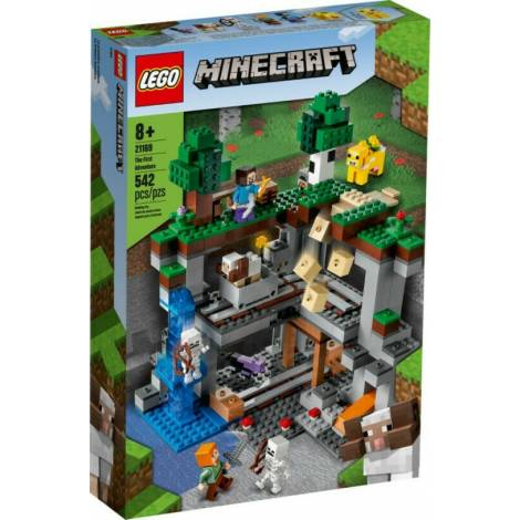 Lego Minecraft: The First Adventure (21169)
