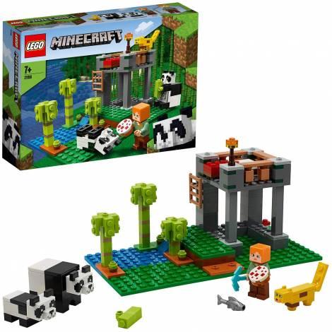 Lego Minecraft The Panda Nursery (21158)