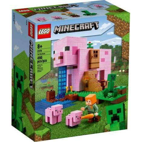 LEGO Minecraft: The Pig House (21170)