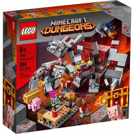 LEGO® Minecraft™: The Redstone Battle (21163)