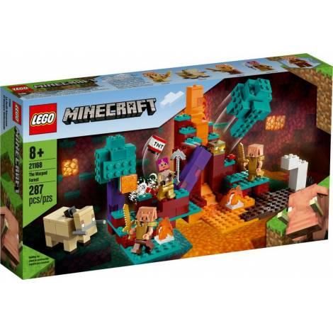 Lego Minecraft: The Warped Forest (21168)