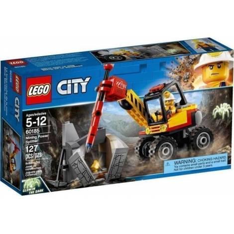 LEGO Mining Power Splitter (60185) - με πιεσμένο κουτάκι