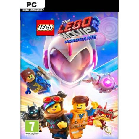 Lego Movie 2 - The Videogame Cd Key (κωδικός μόνο) (PC)