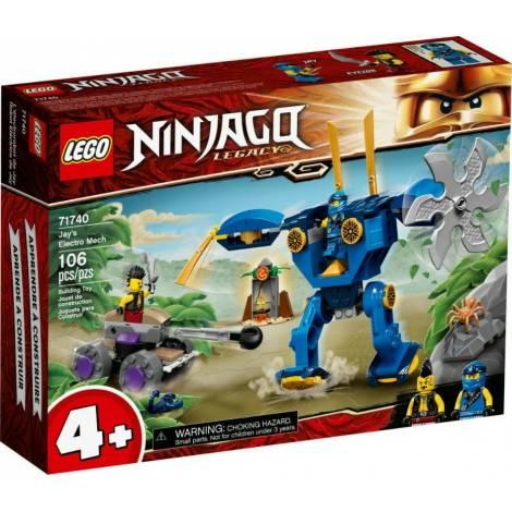 Lego Ninjago: Jay's Electro Mech (71740)