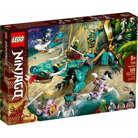 LEGO Ninjago : Jungle Dragon (71746)