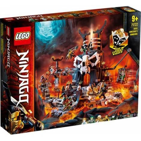 LEGO® NINJAGO®: Skull Sorcerer's Dungeons (71722)