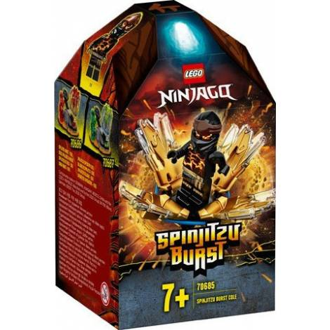 LEGO® NINJAGO®: Spinjitzu Burst - Cole (70685)