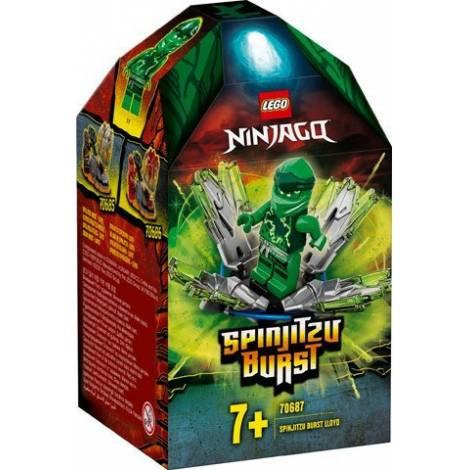 LEGO® NINJAGO®: Spinjitzu Burst - Lloyd (70687)