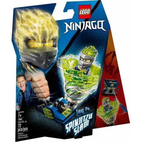 LEGO Ninjago Spinjitzu Slam-Jay (70682)