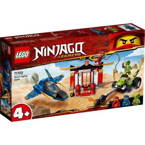 LEGO® NINJAGO®: Storm Fighter Battle (71703)
