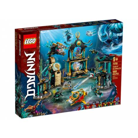 LEGO® NINJAGO®: Temple of the Endless Sea (71755)