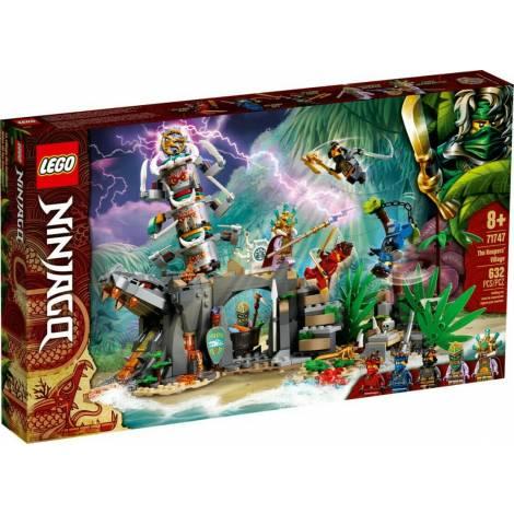 Lego Ninjago: The Keepers' Village (71747)