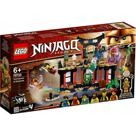 LEGO NINJAGO: Tournament of Elements (71735)