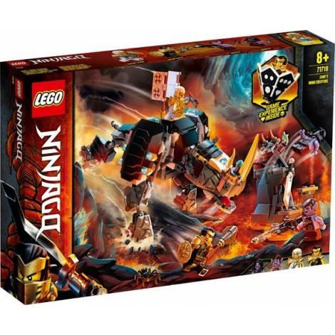 LEGO® NINJAGO®: Zane's Mino Creature (71719)