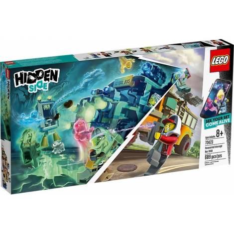 LEGO PARANORMAL INTERCEPT BUS (70423)