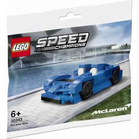 LEGO Speed Champions: McLaren Elva (30343)