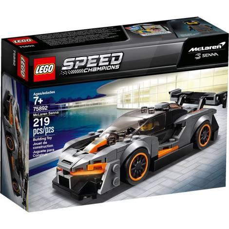 LEGO SPEED McLAREN SENNA (75892)